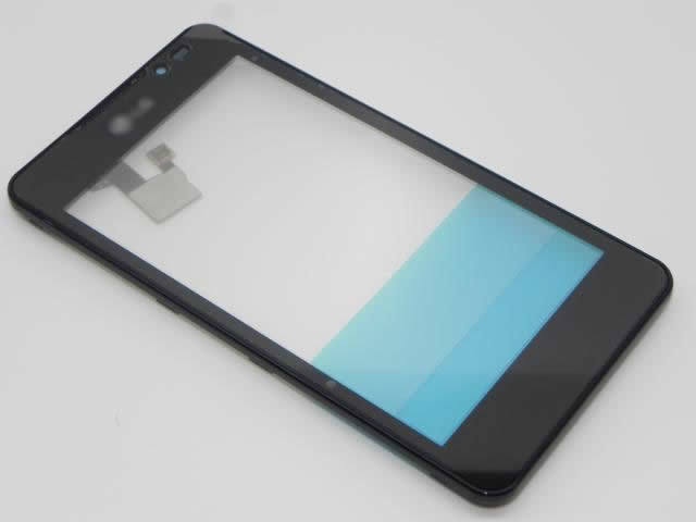 Cell Phone Housing for LG-P720-Optimus-3D-Max-Front-Cover of Mobile Phone Accessories