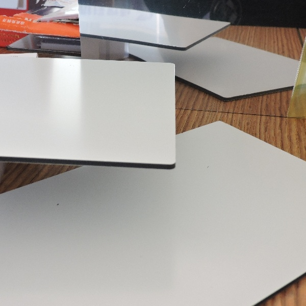 3mm White/White PE Coated Aluminum Composite Panel ACP Advertising Board