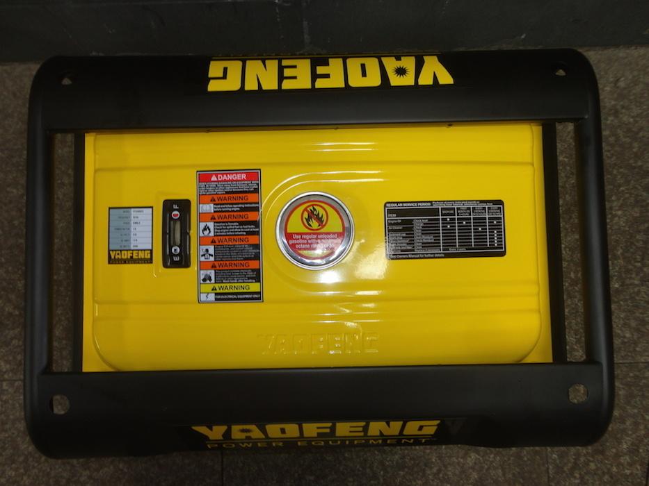 2000 Watts Portable Power Gasoline Generator with EPA, Carb, CE, Soncap Certificate (YFGP2500E1)