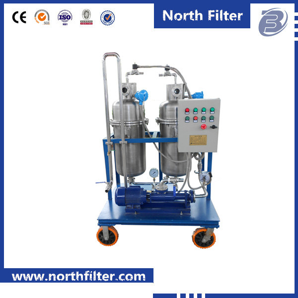 High Quality Oil Water Separator Filter Machine