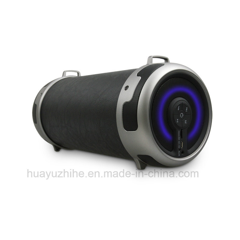 Good Quality 2.1 Outdoor Active HiFi Bluetooth Speaker with 4 Inch Subwoofer