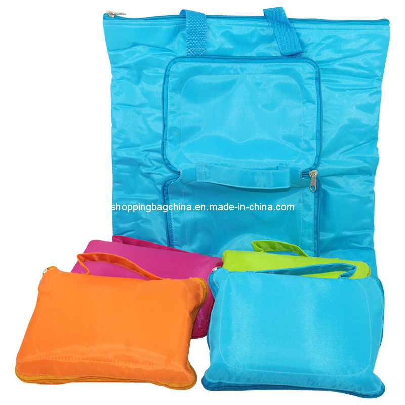 Folding Tote Shopping Cooler Bag (BC1306)