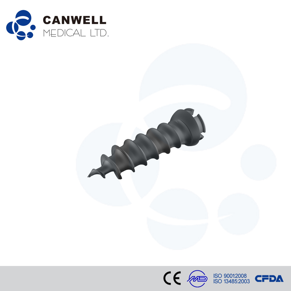 Canwell Anterior Cervical Plate Canaccess Titanium Spine Plate Orthopaedic Implant