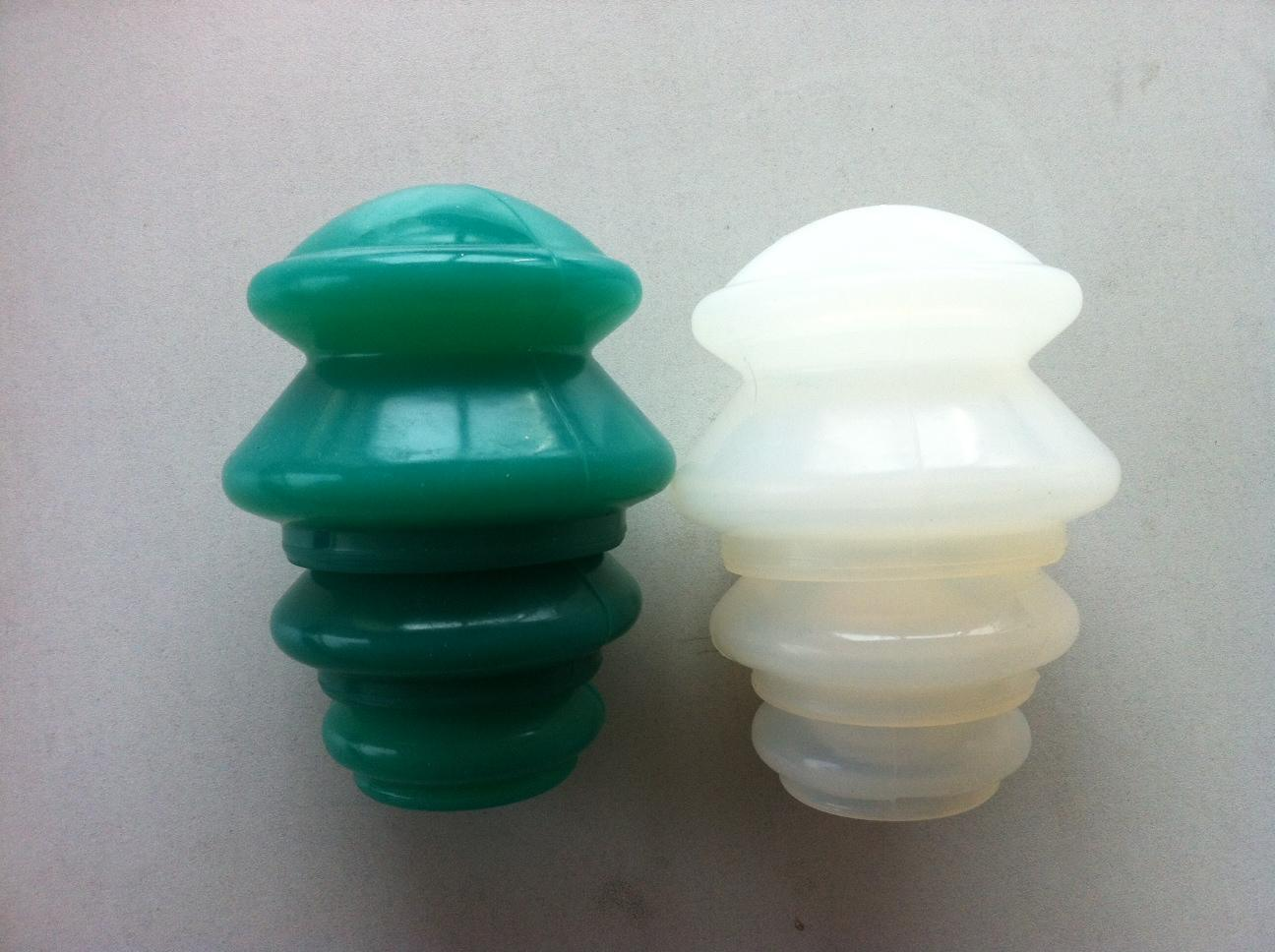 Silicone Cupping Jar 4 Cups/Set