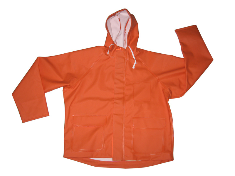 Heavy Duty PVC Fisherman Rain Suit