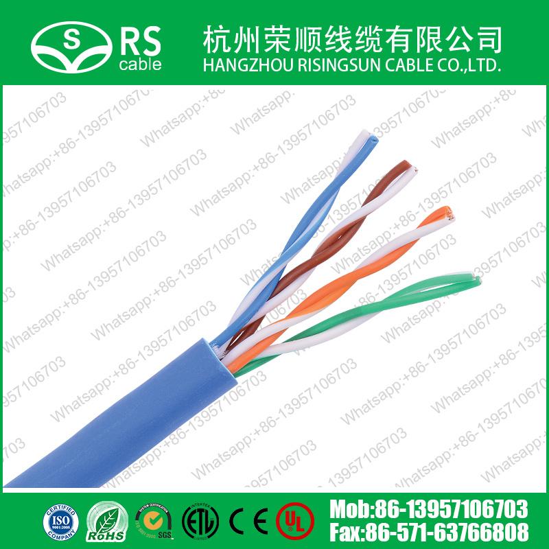 Cat5e UTP Cmx/Cm/Cmg/Cmr Verified Network LAN Cable