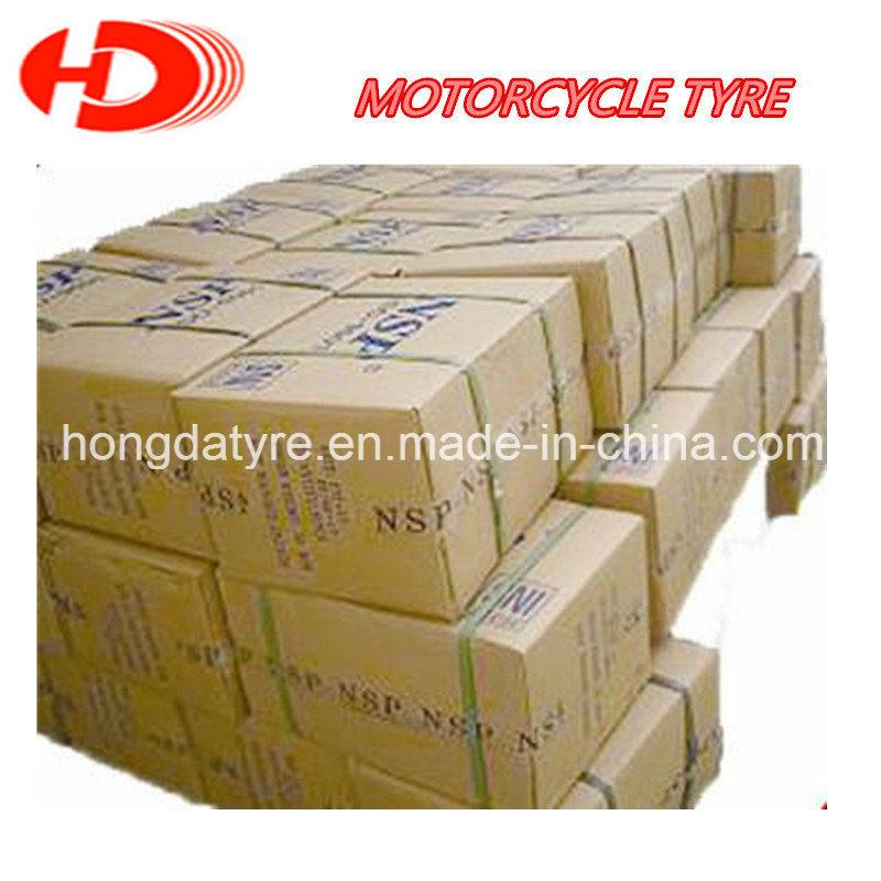Hot Sale Butyl Rubber 225-17 Motorcycle Inner Tube