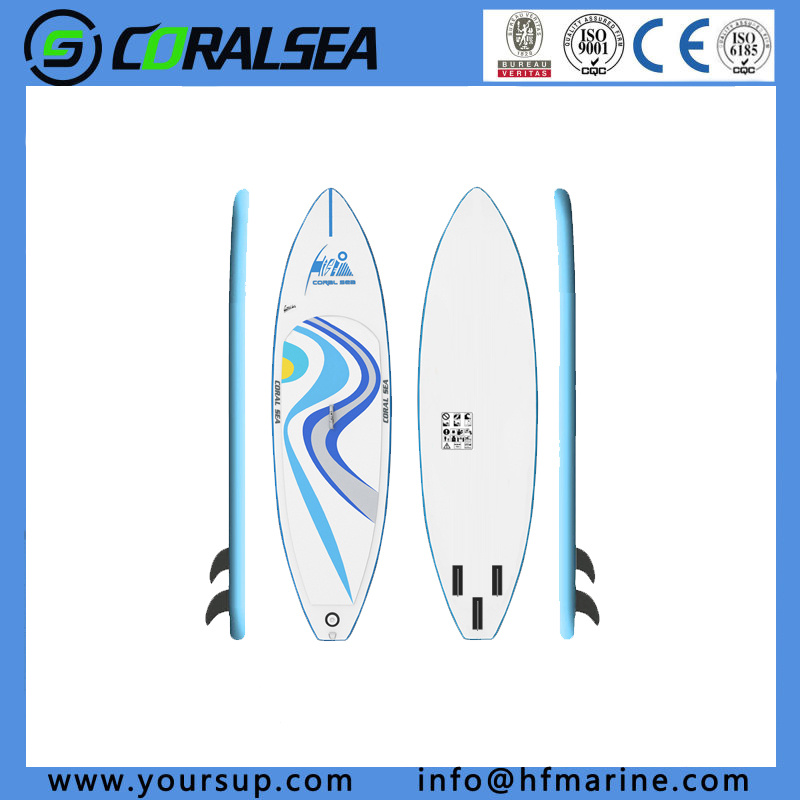 "Advanced PVC Surfboard Fins for Sale (Vivacity 9′5"")"