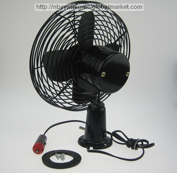 8′′full Metal Car Fan with CE RoHS (WIN-102)