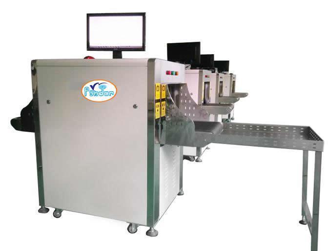 Jew Detector: China Vx5030 Cargo Bag Luggage X Ray Scanning Metal