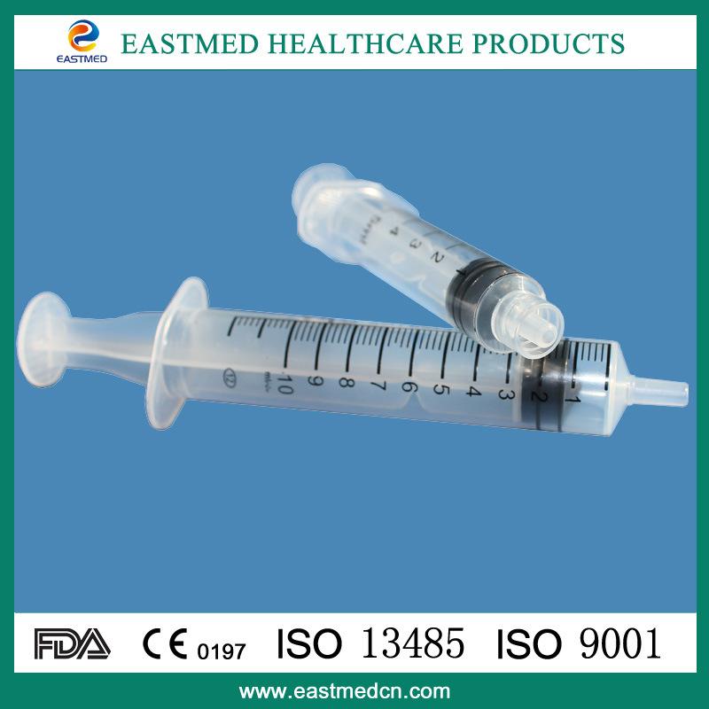 Medical Disposable Syringe Disposable Syringemedical Syringe Luer Lock Needle Syringe