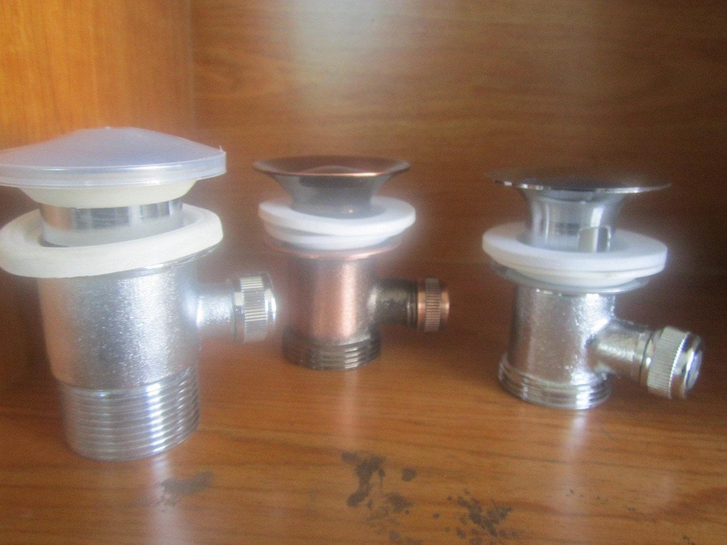Pop up Strainer Brass Waste for Wash Basin