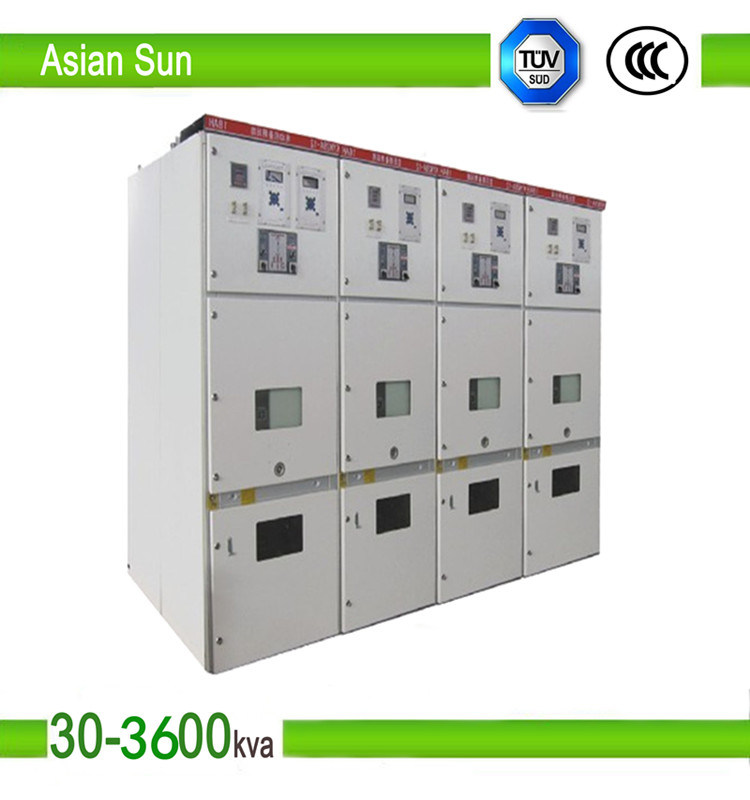 All Sealed Movable Type Armored Metal AC Switchgear