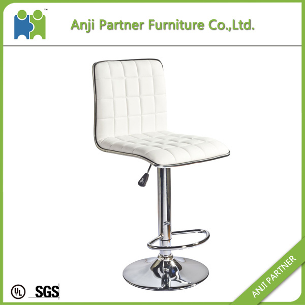 Low Price Modern Comfortable Synthetic Leather Adjustable Bar Stool (Soudelor)