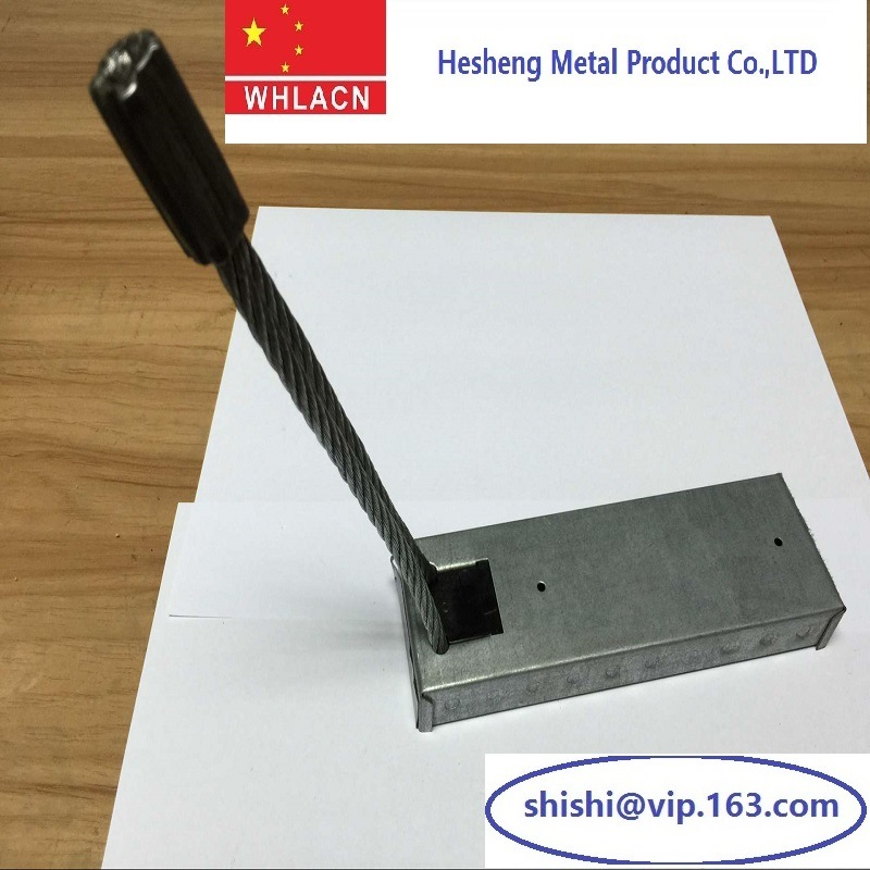Precast Concrete Wall Connection Wire Rope Boxes