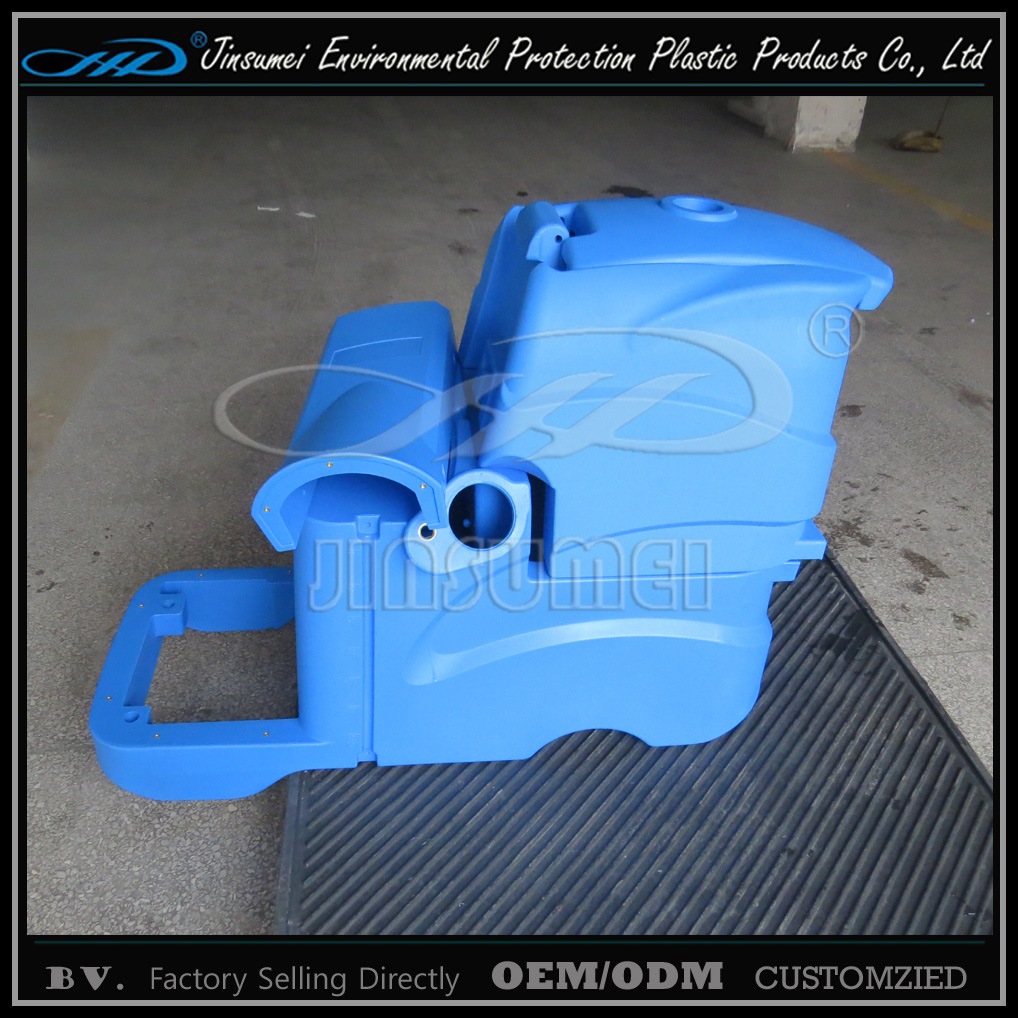 Factory Direct Price Floor Scrubber with LLDPE Material