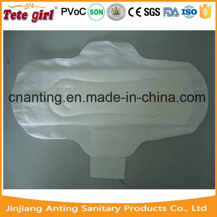 Quality Competitive Price Disposable Lady Sanitary Napkin/Pad Manufacturer From China