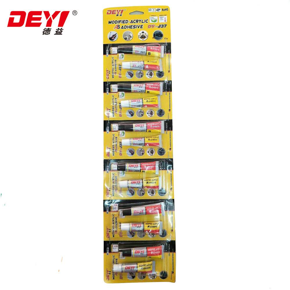 Three Thousand Type Card Modified-Acrylic Adhesive