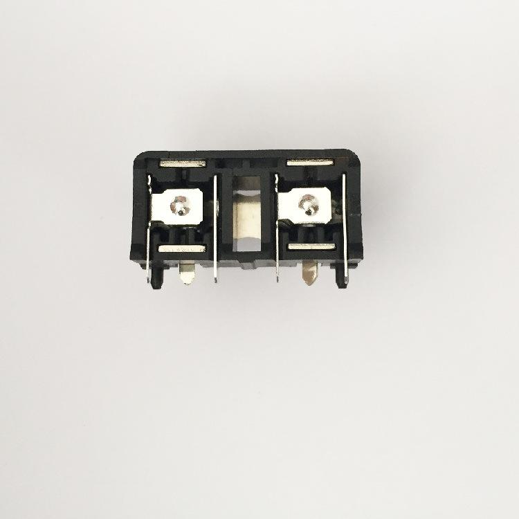 AV Socket with The Core Lotus Single-Hole RCA Socket Audio and Video Terminals AV2-8.4-20b