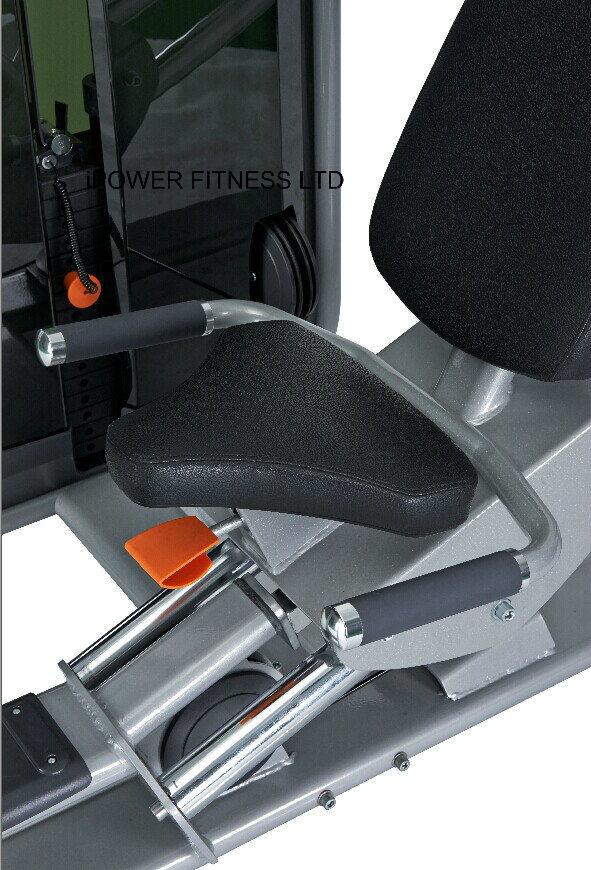 Leg Press/Calf, Seated Leg Press, Leg Press