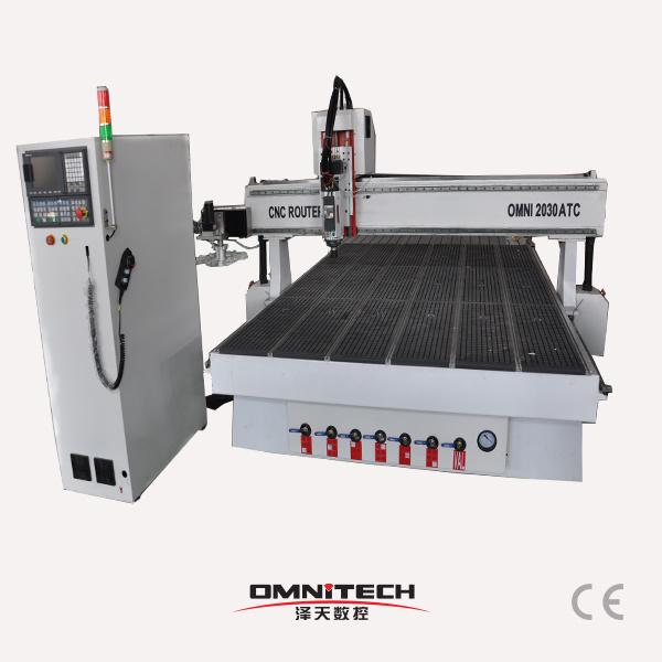 Woodworking CNC Milling Machine 1325 Atc CNC Router
