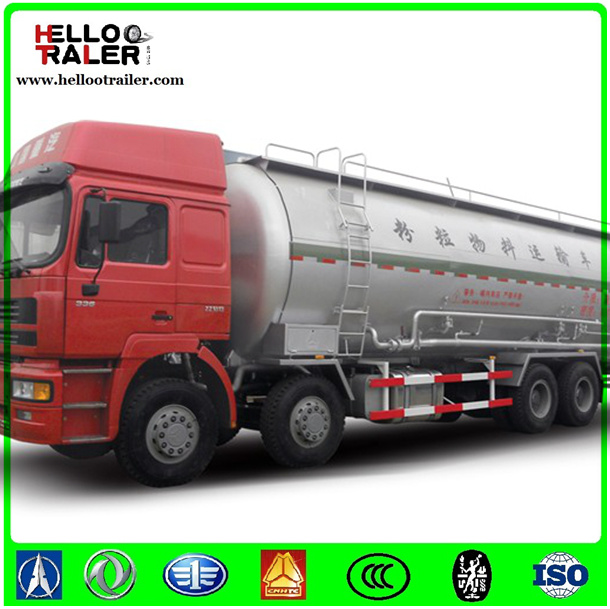 HOWO 8X4 336HP Heavy Duty Bulk Cement Tank Truck