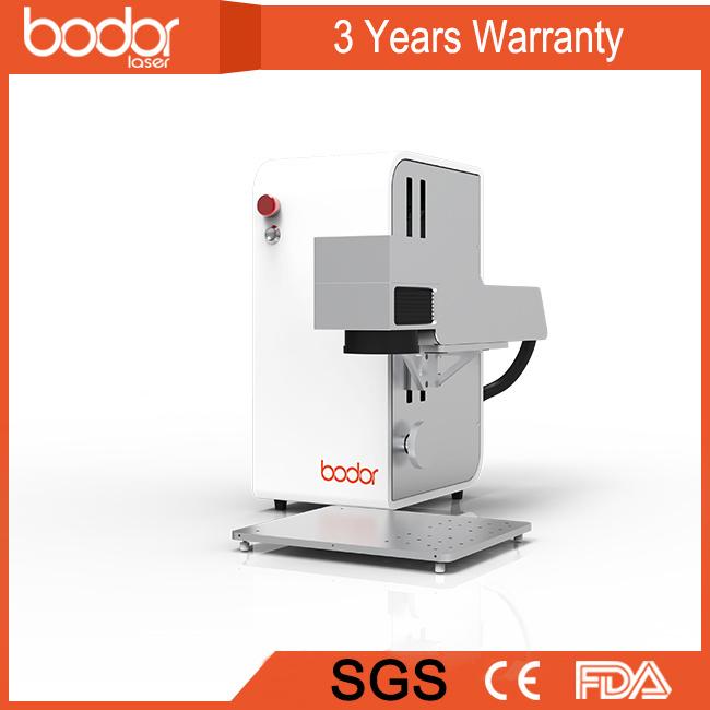 10W 20W Portable Fiber Laser Marking Machines for Metal Fiber Laser Marker