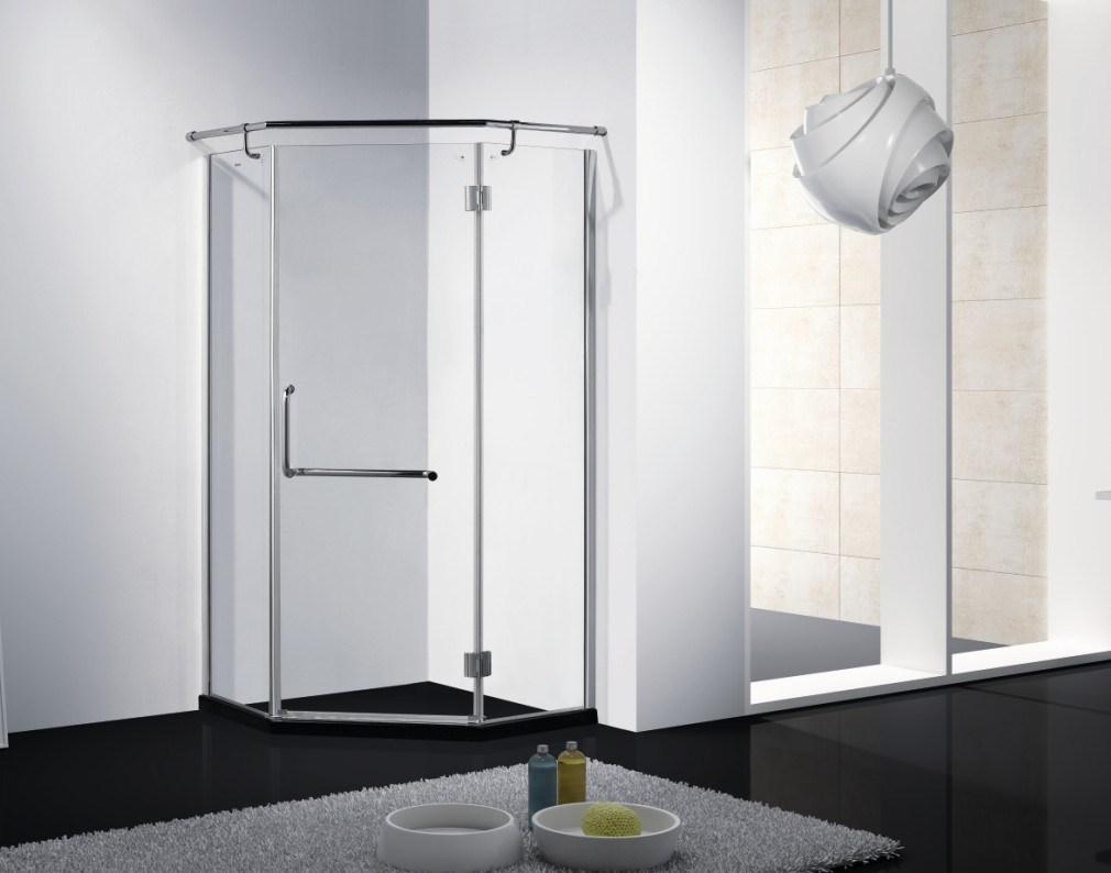 Hinge Shower Enclosure Shower Cabin Shower Room Bathroom Shower Box Shower Cubicle