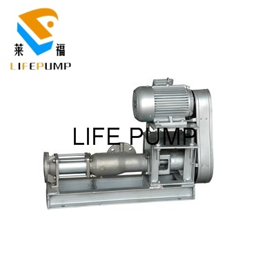 G Series Mono Screw Slurry Pump