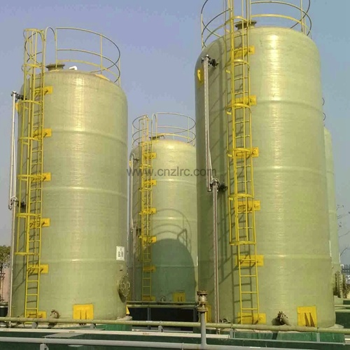 Tank Container Fiberglass Reinforced Plastic Storage Tank
