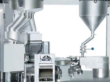 Njp-200A Series High Speed Capsule Filling Machine