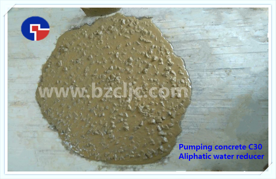 2016 Hot Sale Aliphatic Superplasticizer Water Reducing Agent