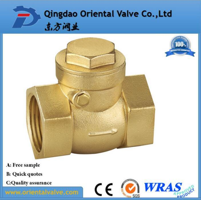 Brass Foot Valve 1 2 Inch Brass Check Valve