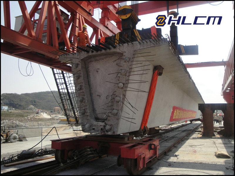 Precast Girder Launching Gantry for Bridge Construction (HLCM-7)