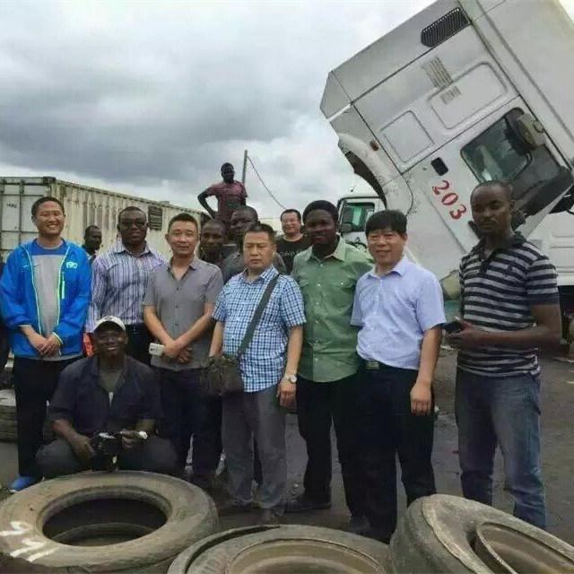 Sino Truck HOWO Shacman Truck Head Trailer