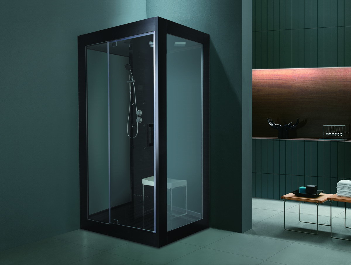 Superior Rectangle Single Use Steamroom (M-8284)