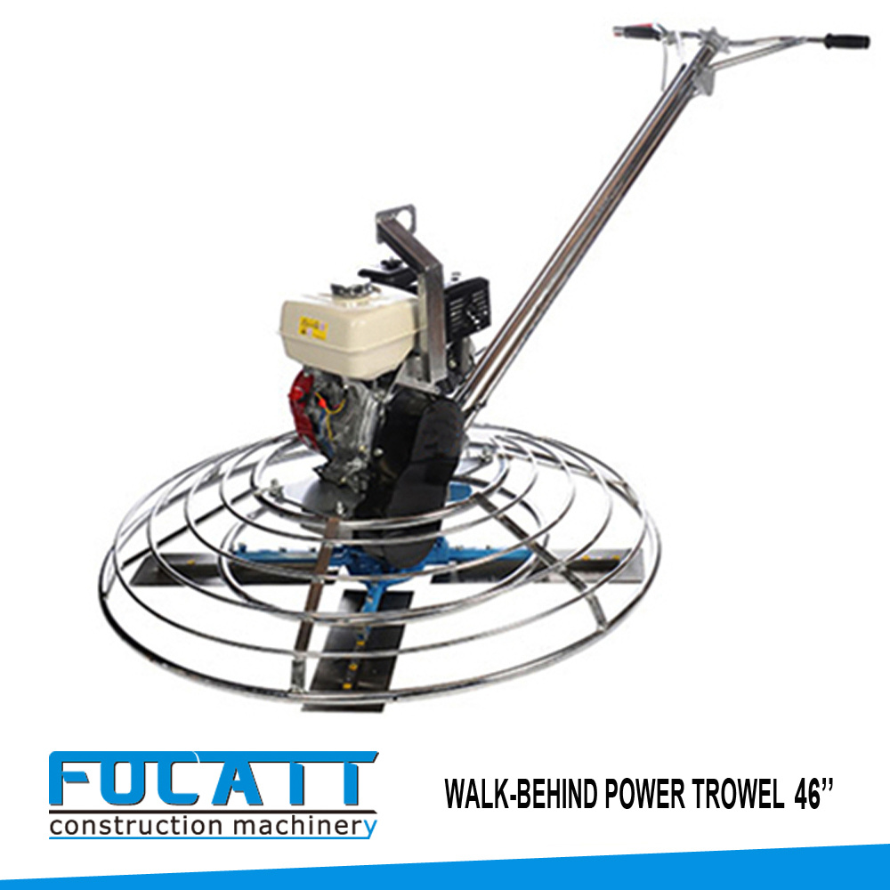 46′′ Power Trowel Jg446, Chromed Type