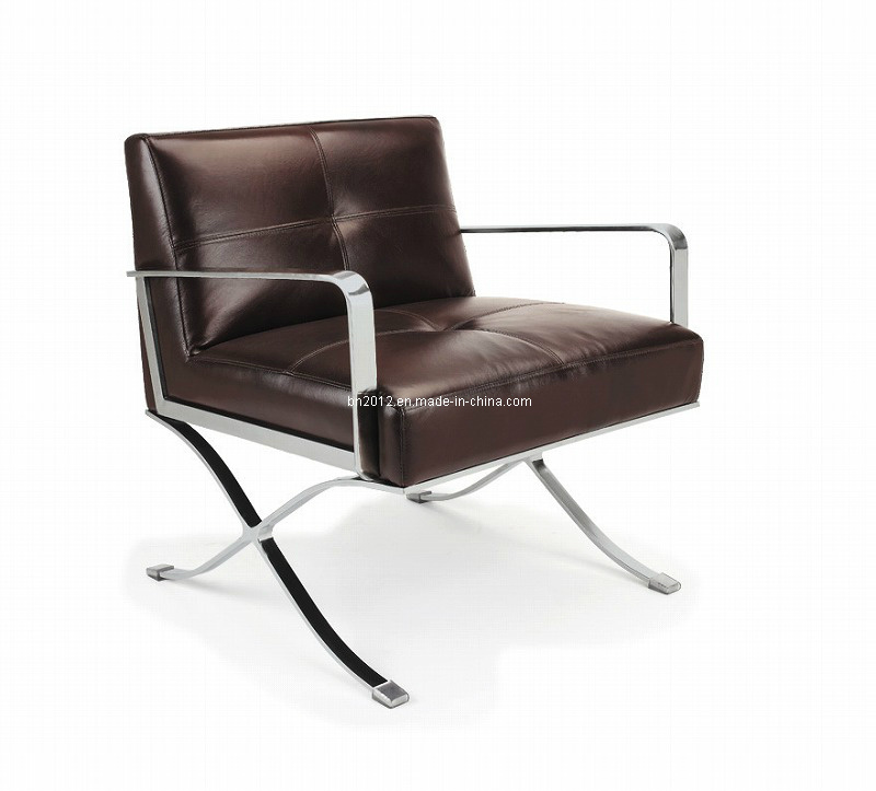 High Quality Modern Design Best Price Hot Sales Leather Chair (EC-011)