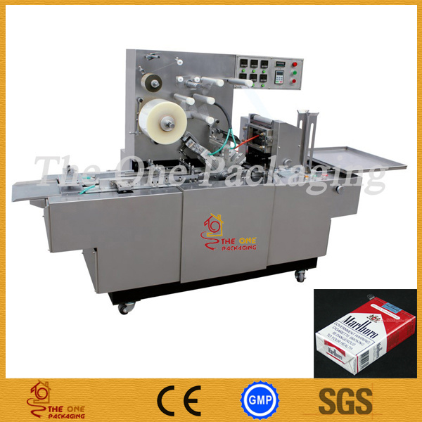 Chinese Supplier Cellophane Over-Wrapping Machine
