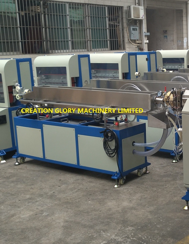 High Output Low Energy Consumption FEP Tubing Production Line