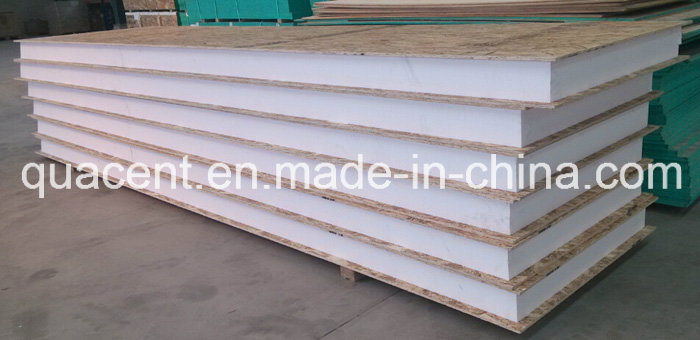 China 20 Feet Long Sip Panel For Prefab House On Sale