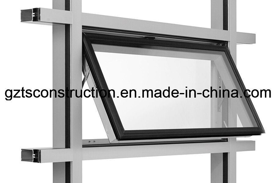 Customzied High Quality Glazing Aluminum Curtain Wall