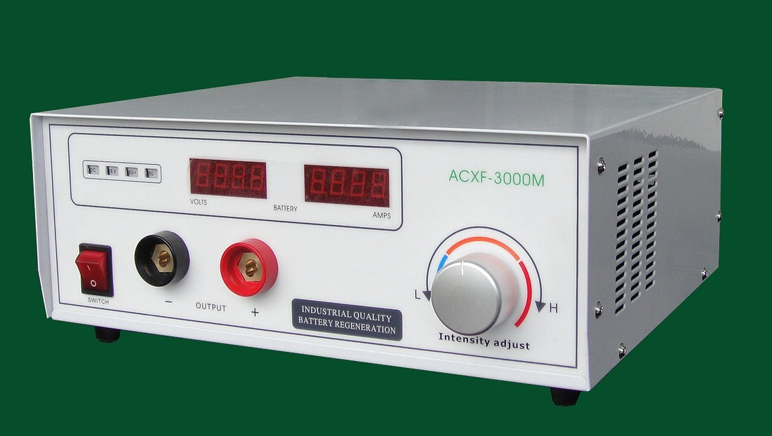 Super Regenerator for 3000ah Acid-Lead Battery (ACXF-3000)