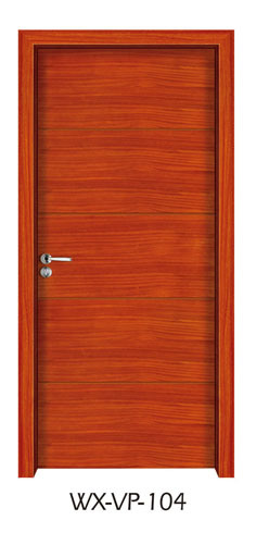 Competitive Wooden Door (WX-VP-104)