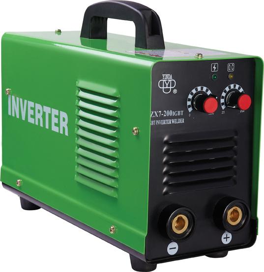Zx7-200A IGBT- DC Inverter Rod Welding Machine