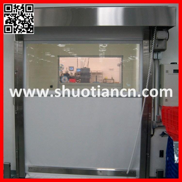 Industrial Fast Speed Shutter Door, Fast Shutter Door (ST-001)