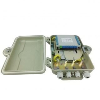 1X4 Insert Type PLC Splitter O for FTTH Distribution Box