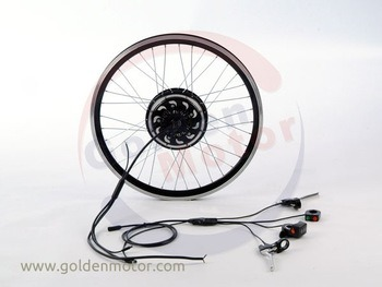 Smart Pie 4 200W-500W Electric Bicycle Motor with LCD Dispplay, Built-in Programmable Controller