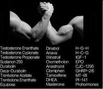 Anti Estrogen Steroids Clomifene Citrate (Clomid)