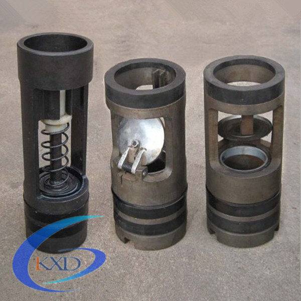 Model F and Model G Drill Pipe Float Valve